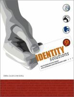 Identity Solutions