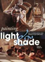 Painting Light and Shade