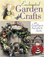 Enchanted Garden Crafts