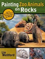 Painting Zoo Animals on Rocks
