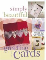 Simply Beautiful Greeting Cards