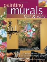 Painting Murals Fast & Easy