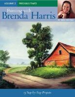 Painting With Brenda Harris, Volume 2