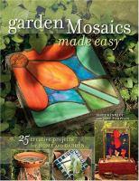 Garden Mosaics Made Easy