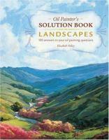Oil Painter's Solution Book