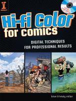 Hi-Fi Color for Comics