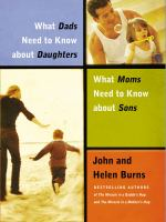 What Dads Need to Know About Daughters