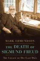 The Death of Sigmund Freud