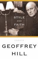 Style and Faith