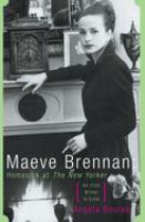 Maeve Brennan