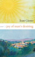Joy of Man's Desiring