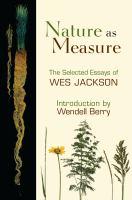 Nature as Measure