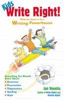 Kids Write Right!
