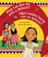 What can you do with a rebozo?