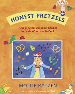 Cover image for Honest Pretzels