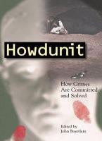 Howdunit
