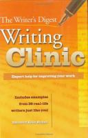 The Writer's Digest Writing Clinic