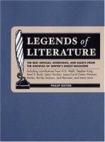 Legends of Literature