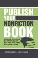 Publish your Nonfiction Book