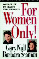For Women Only!
