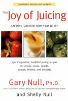 The Joy of Juicing
