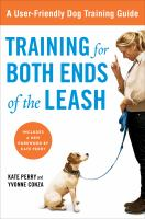 Training for Both Ends of the Leash