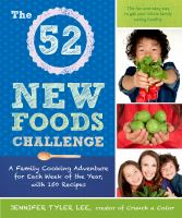The 52 New Foods Challenge