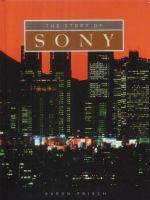 The Story of Sony