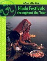 Hindu Festivals Throughout the Year