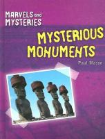 Mysterious Monuments