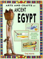 Arts and Crafts of Ancient Egypt
