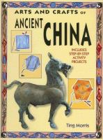 Arts and Crafts of Ancient China