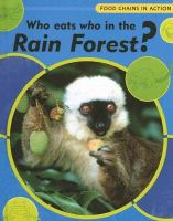 Who Eats Who in the Rainforest?