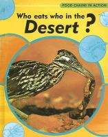 Who Eats Who in the Desert?