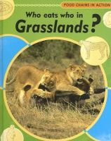 Who Eats Who in Grasslands?