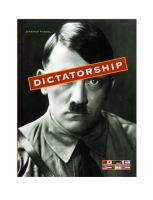 Dictatorship