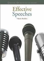 Effective Speeches