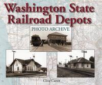 Washington State Railroad Depots
