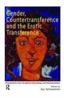 Gender, Countertransference, and the Erotic Transference