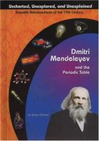 Dmitri Mendeleev and the Periodic Table