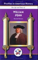The Life and Times of William Penn
