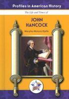 The Life and Times of John Hancock