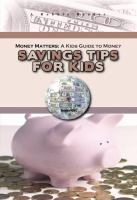 Savings Tips for Kids