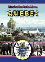 Meet Our New Student From Quebec
