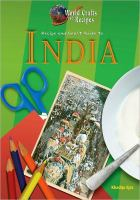 Recipe and Craft Guide to India