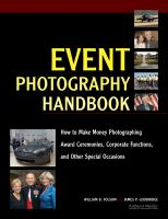 Event Photography Handbook