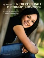 Jeff Smith's Senior Portrait Photography Handbook
