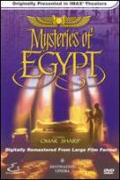 Mysteries of Egypt(DVD,Omar Sharif)