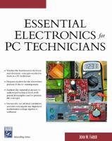 Essential Electronics for PC Technicians