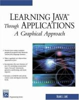 Learning Java Through Applications